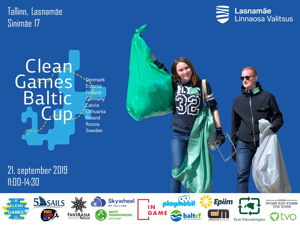 Clean Games Baltic cup Tallinn